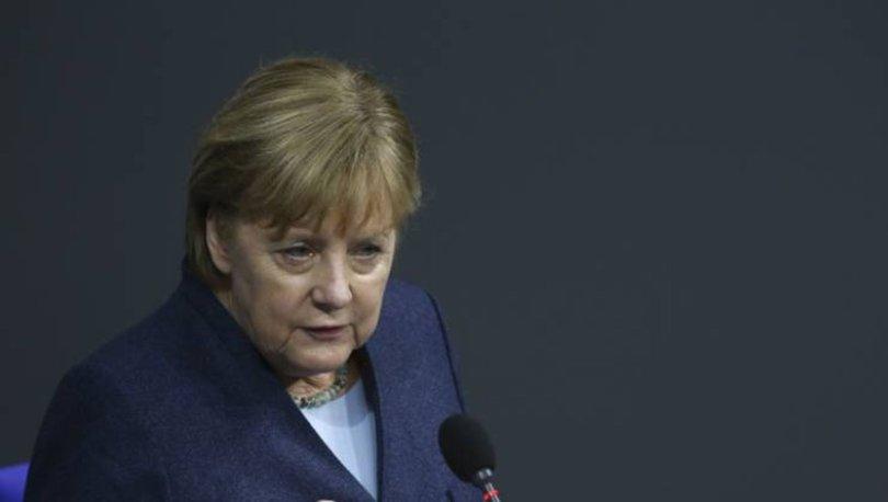 Almanya Başbakanı Angela Merkel: