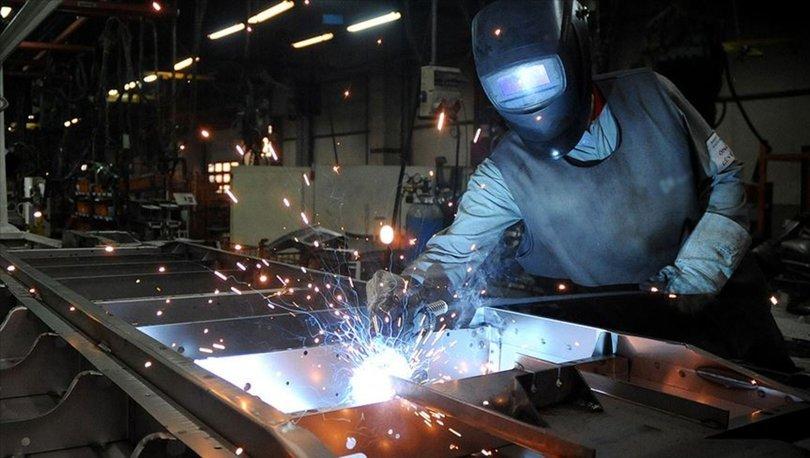 Sanayide çalışan kişi başına üretim yıllık bazda arttı