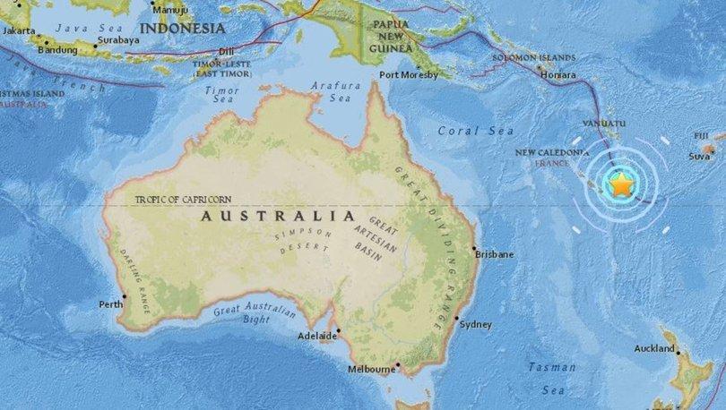 Yeni Kaledonya'da Covid-19 kaynaklı ilk can kaybı yaşandı