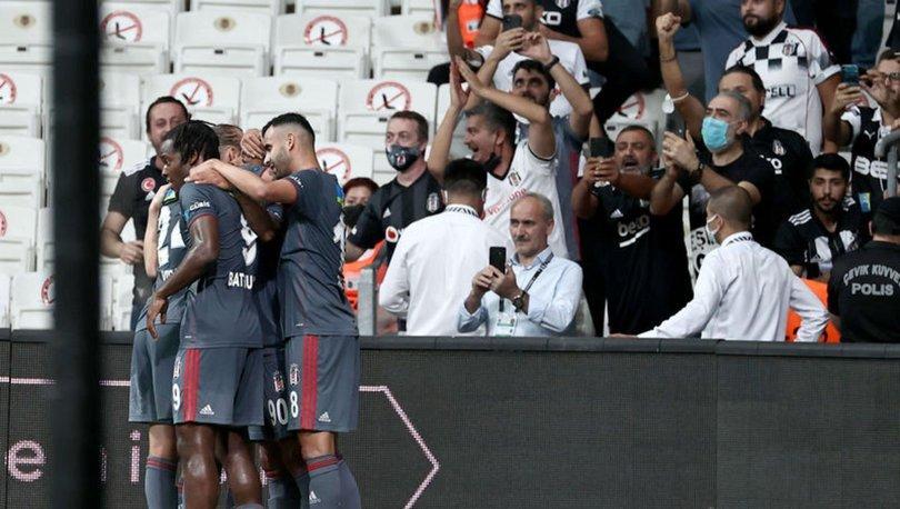 Beşiktaş, Süper Lig'de Yeni Malatyaspor'la karşılaşacak