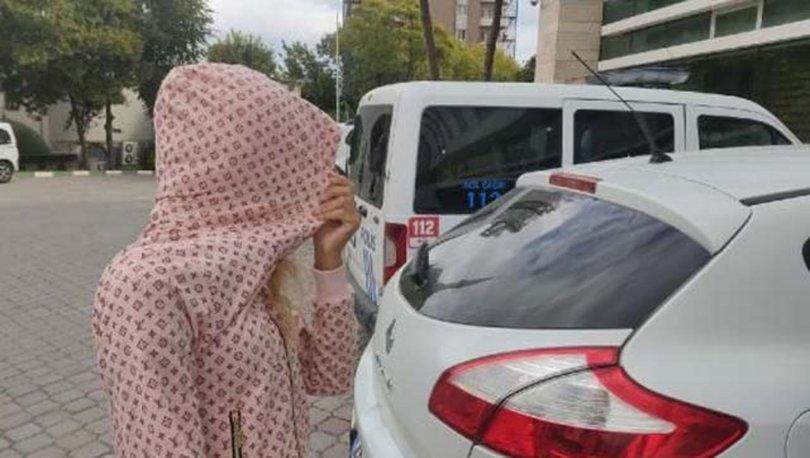 Girdiği evden 80 bin lira çalan şüpheli yakalandı