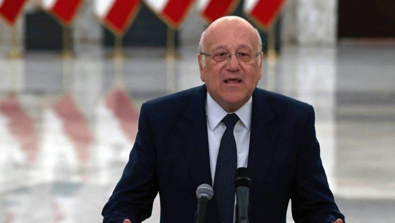 Mikati, Lübnan'da yeni hükûmet kabinesini açıklayacağını duyurdu