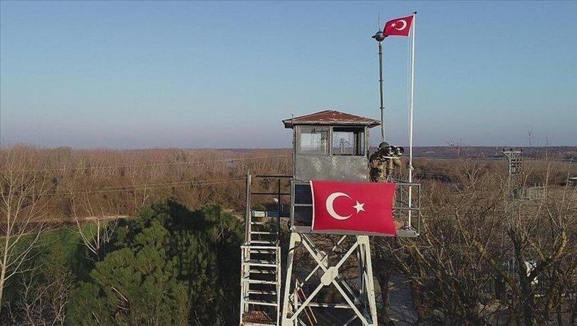 Yunanistan'a kaçmaya çalışan 9'u FETÖ mensubu, 11 kişi Edirne'de yakalandı
