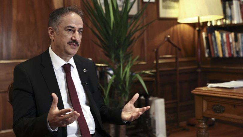 Boğaziçi Üniversitesi Rektörü Mehmet Naci: Üniversiteye sahip çıkmamak gibi bir lüksümüz yok