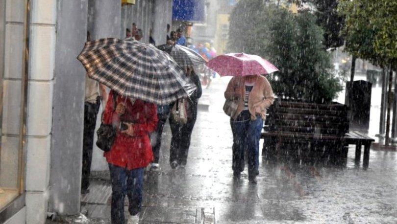 HAVA DURUMU! Son dakika: Meteoroloji'den hafta sonu uyarısı! - Haberler