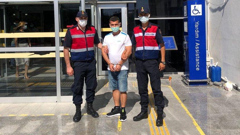 Cezaevi firarisi kıskıvrak yakalandı! - Haberler