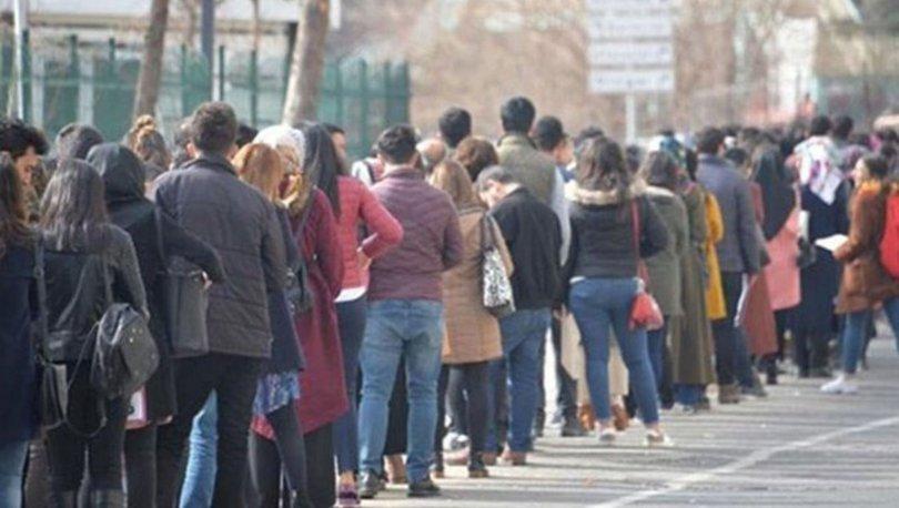 SON DAKİKA! İşsizlik rakamları açıklandı - İşte TÜİK'in temmuz işsizlik rakamları