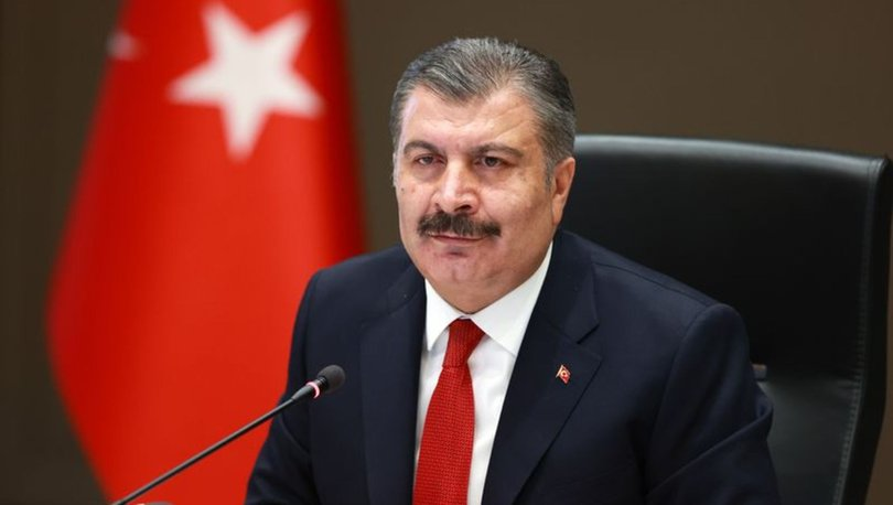 Sağlık Bakanı Koca: Allah'ın izniyle birlik ve beraberlikle yürüttüğümüz mücadele netice vermeye başladı