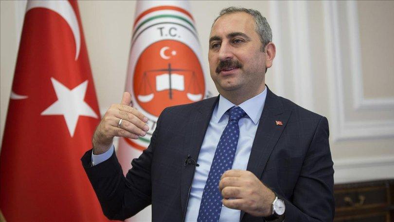 Son dakika haberi: Adalet Bakanı Abdülhamit Gül: Adliyenin tüm birimleri aynı yerde olacak