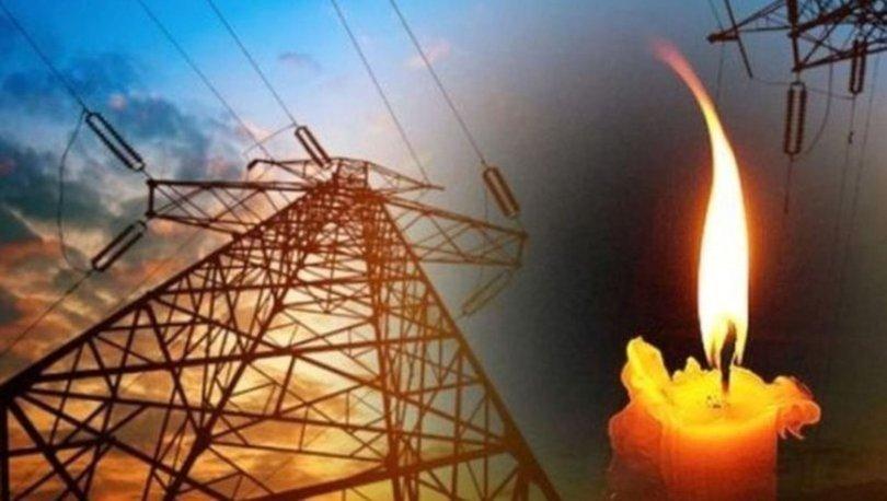 İstanbul elektrik kesintisi duyuruları... Elektrik ne zaman gelecek? AYEDAŞ-BEDAŞ kesinti sorgula