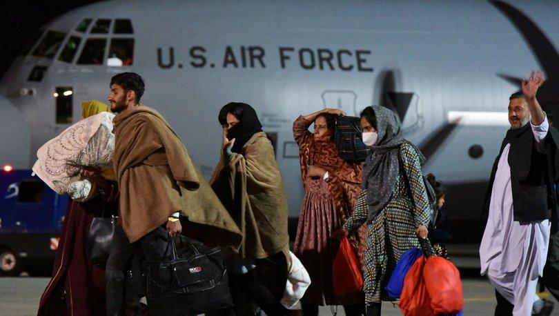 Beyaz Saray, Afgan mültecileri ABD'ye getiren uçuşların kızamık nedeniyle durdurulduğunu açıkladı