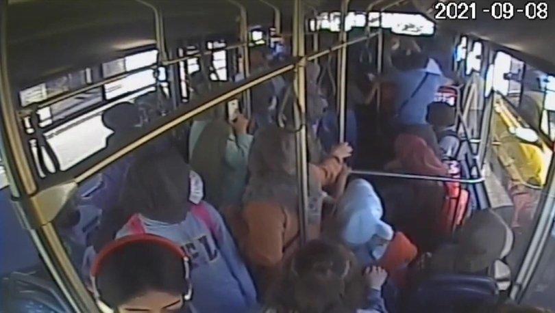 Bingöl'de genç kız otobüste baygınlık geçirdi, şoför hastaneye yetiştirdi