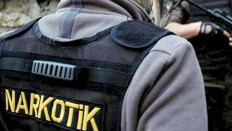 Adana'da otomobilde 7 kilo 450 gram esrar ele geçirildi, sürücü tutuklandı