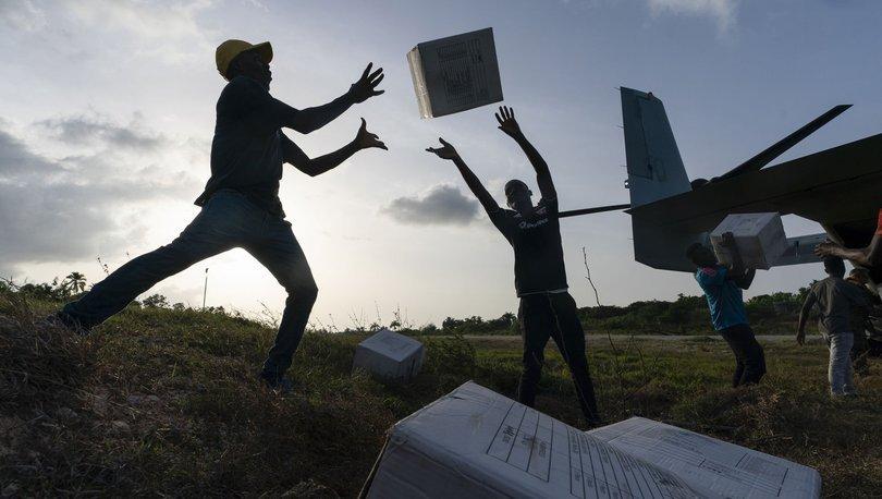 Japonya, Haiti'deki depremzedelere 3,25 milyon dolarlık acil yardımda bulunacak