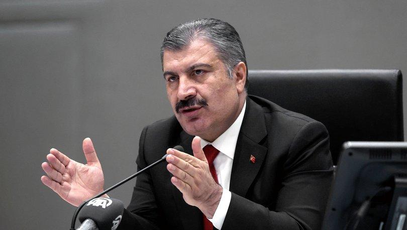 Sağlık Bakanı Koca son dakika açıkladı! İşte illere göre haftalık vaka sayısı - Haberler