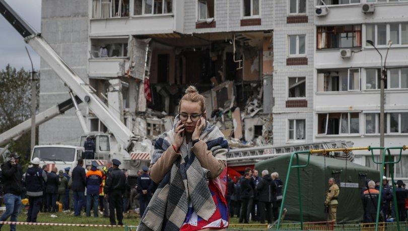 Rusya'daki gaz patlamasında can kaybının 3'e çıktığı bildirildi