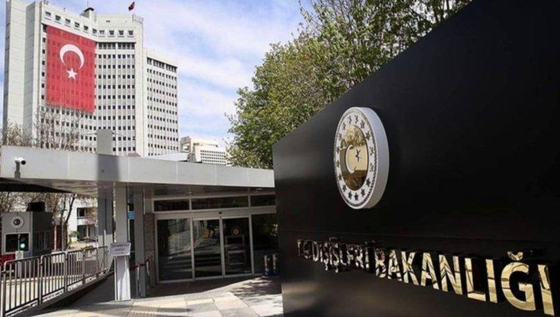 Türkiye, İspanyada devam eden yangınlar nedeniyle İspanya'ya dayanışma ve taziye mesajı iletti
