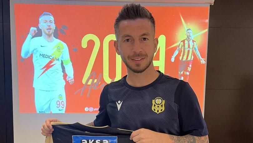 Yeni Malatyaspor, Adem Büyük ile 3 yıllık sözleşme imzaladı