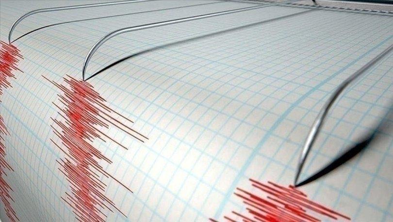 Son dakika... Datça açıklarında deprem