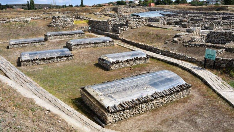 Alacahöyük'teki 7 bin yıllık kültürel zaman dizilimi tespit edilecek
