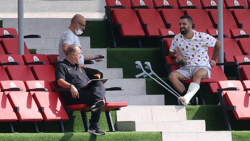 Galatasaray'da Trabzonspor mesaisi tamamlandı