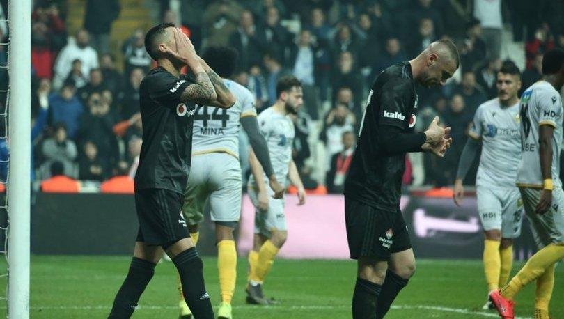 Beşiktaş - Yeni Malatyaspor maçı saat kaçta başlayacak, hangi kanalda? Beşiktaş maç kadrosu