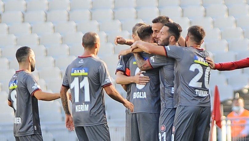 Fatih Karagümrük: 4 - Adana Demirspor: 0   MAÇ SONUCU