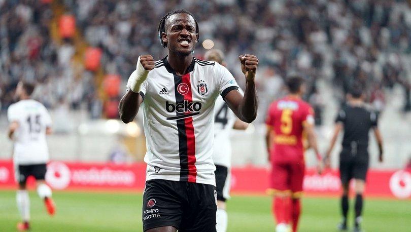 Beşiktaş: 3 - Yeni Malatyaspor: 0 (MAÇ SONUCU)