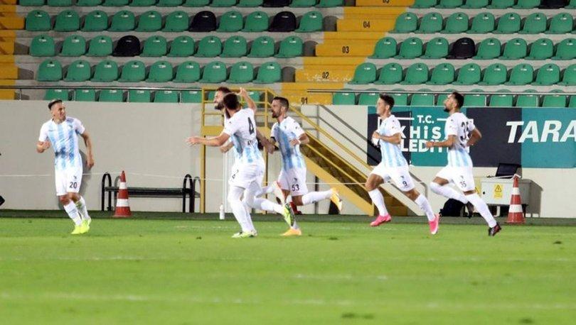 Manisa: 0 - Büyükşehir Belediye Erzurumspor: 1