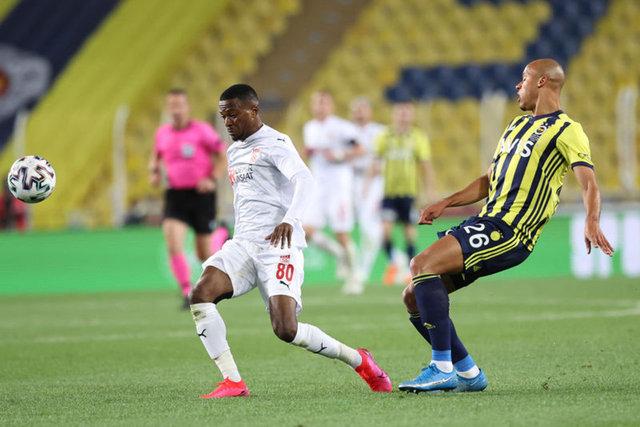 SON DAKİKA: Fenerbahçe'nin Sivasspor maçı muhtemel 11'i - Haberler