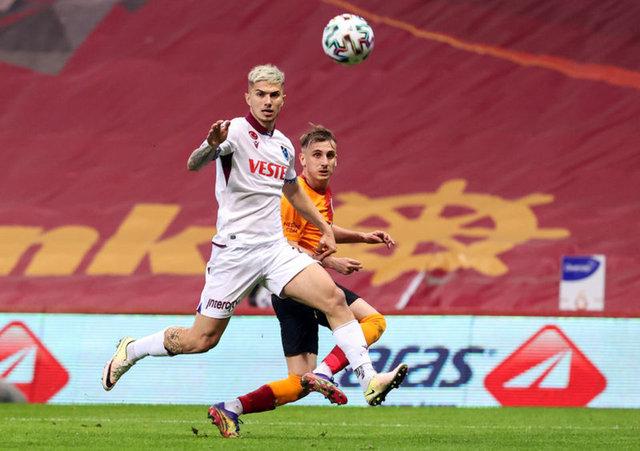 Trabzonspor Galatasaray maçı son dakika: Muhtemel 11'ler belli oldu   TS - GS maçı