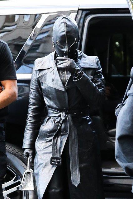 Kim Kardashian kendini böyle kamufle etti! - Magazin haberleri