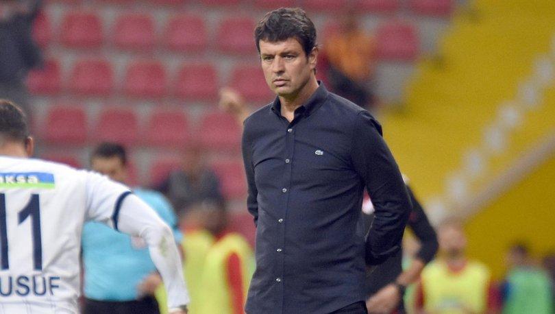 """Cihat Arslan: """"Toparlanıp daha iyi maçlar oynayacağız"""""""
