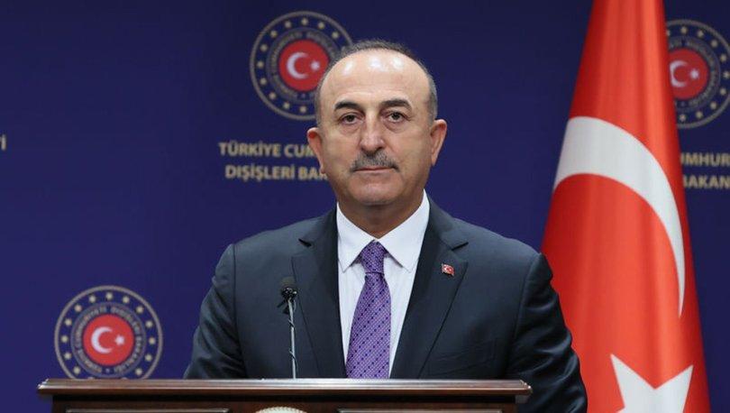 SON DAKİKA: Dışişleri Bakanı Mevlüt Çavuşoğlu düzensiz göçmen sorunuyla ilgili konuştu