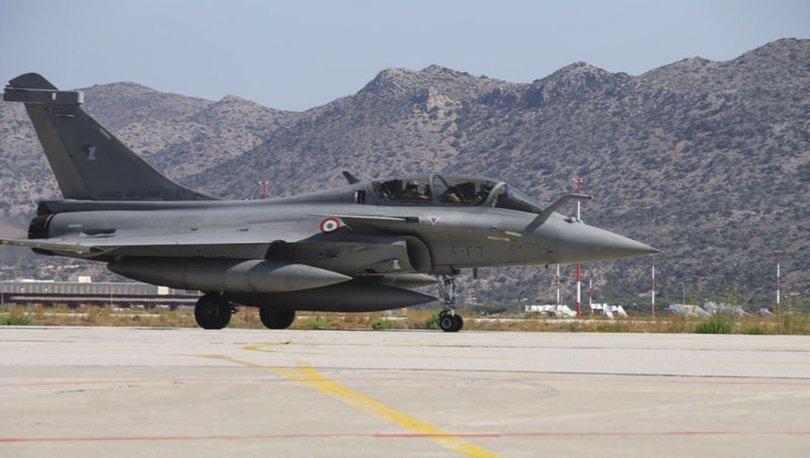 SON DAKİKA: Yunanistan'dan savaş uçağı adımı: Rafale tipi savaş uçak sayısını 24'e çıkarıyor