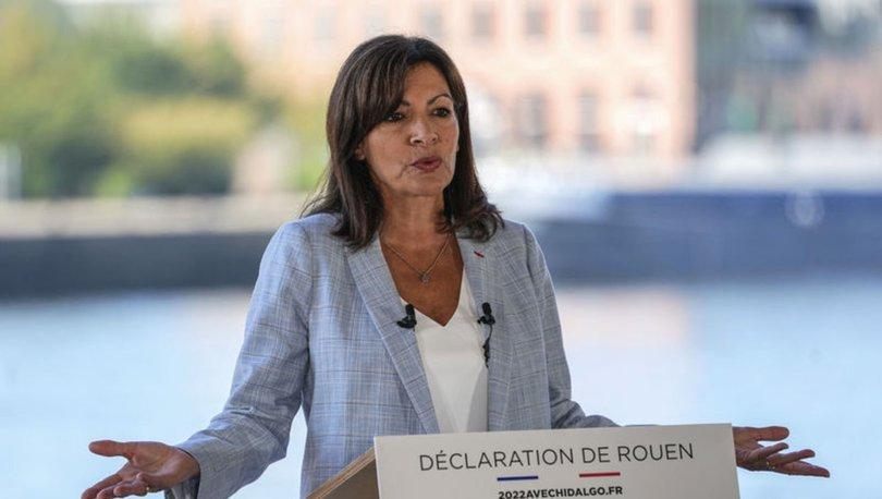 SON DAKİKA: Paris Belediye Başkanı Hidalgo, cumhurbaşkanlığı seçimleri için adaylığını açıkladı