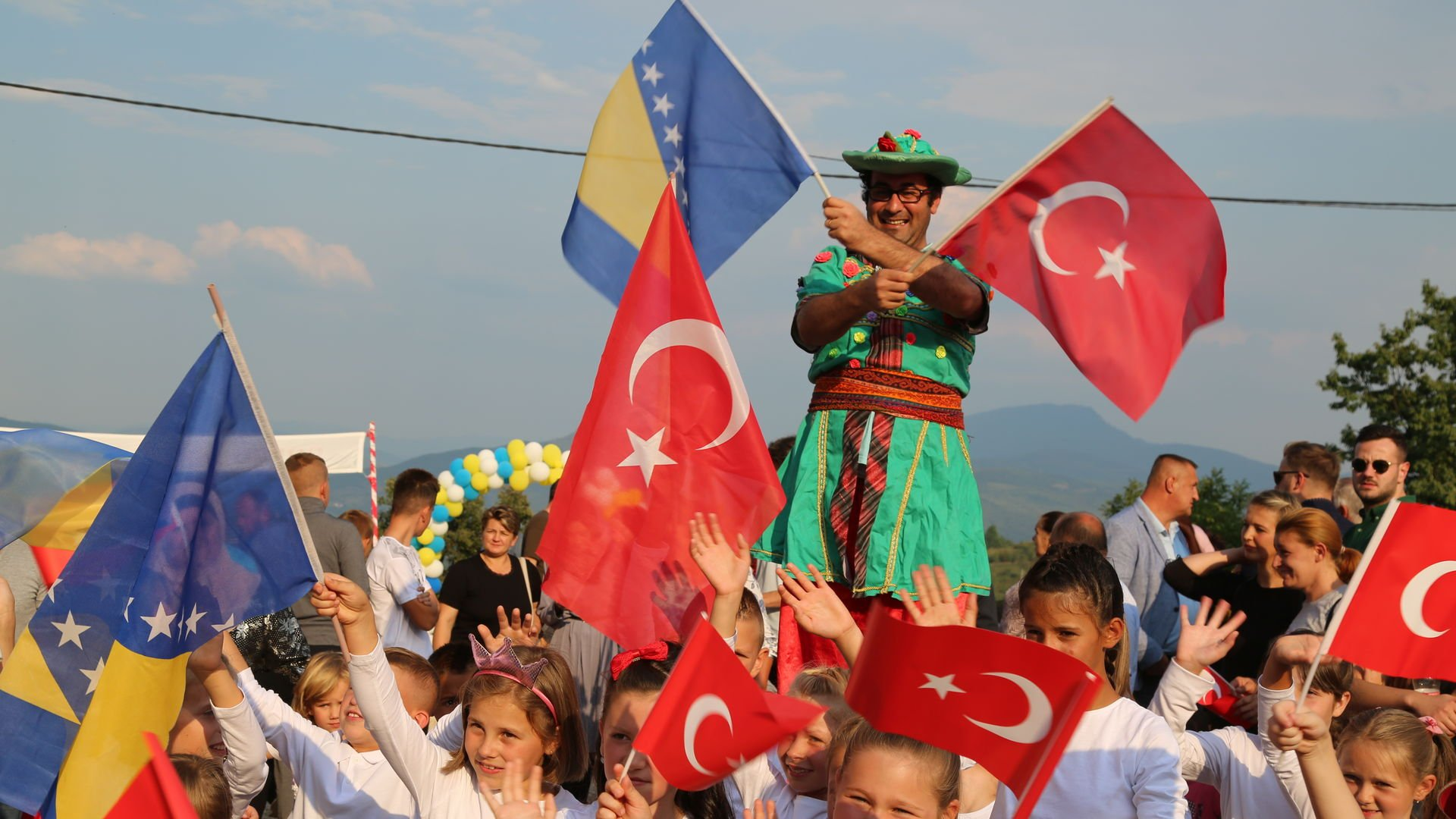 'Selam Olsun' Bosna Hersek