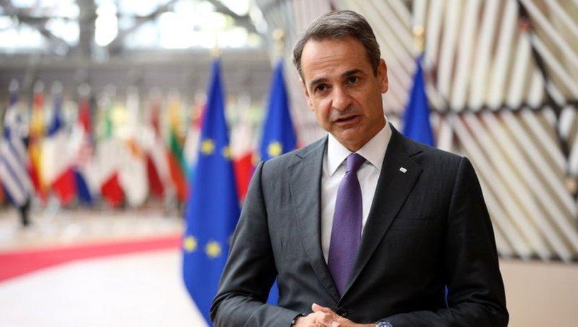 SON DAKİKA: Yunanistan Başbakanı Kiryakos Miçotakis'ten Türkiye açıklaması
