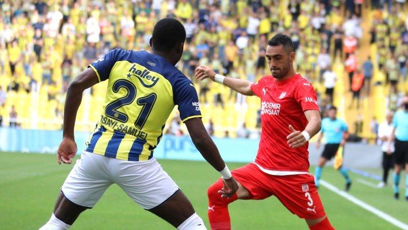 Fenerbahçe, Sivasspor karşısında kayıp