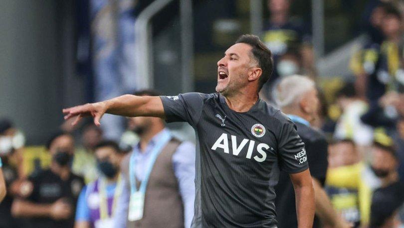 Vitor Pereira: Oyuncularımız arasındaki bağlantı biraz eksikti