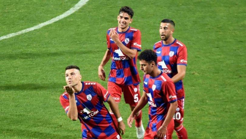 Altınordu: 2 - Bursaspor: 1 | MAÇ SONUCU
