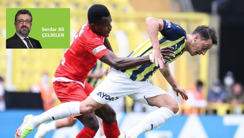 Serdar Ali Çelikler, Fenerbahçe - Sivasspor maçını yorumladı