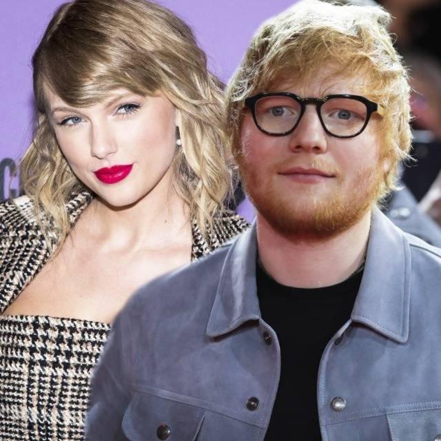 Ed Sheeran: Taylor Swift'i mekanda kimse tanımadı! - Magazin haberleri