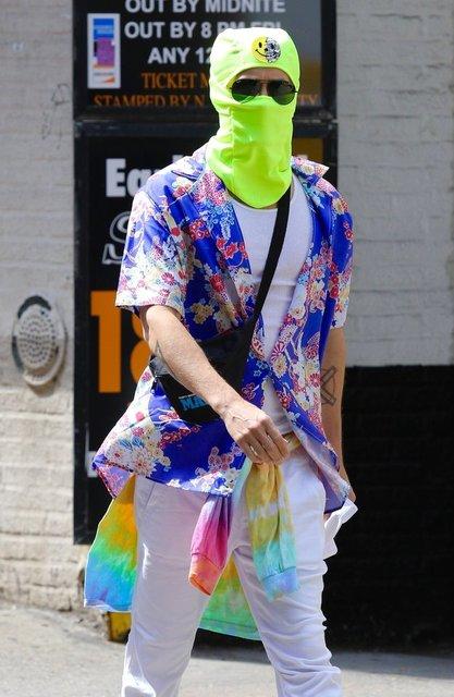 Jared Leto kendini böyle kamufle etti - Magazin haberleri