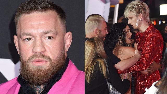Conor McGregor ve Machine Gun Kelly arasında kavga çıktı! - Magazin haberleri