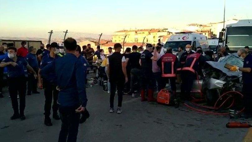 Son dakika: 5 kişinin yaşamını yitirdiği kazada kahreden detay - Haberler
