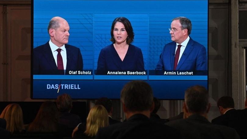 Almanya seçimleri: Sosyal Demokratların adayı Olaf Scholz, son televizyon tartışmasını kazandı