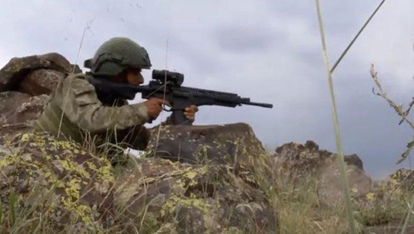 MSB: Pençe Şimşek bölgesinde 2 terörist etkisiz hale getirildi