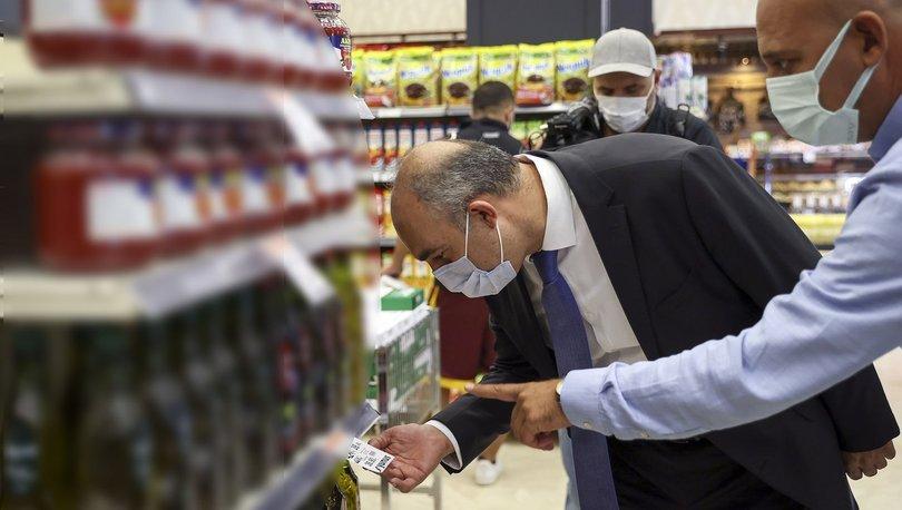 Ticaret Bakanlığı, tüketici ürünlerine yönelik denetimlerini kesintisiz sürdürüyor