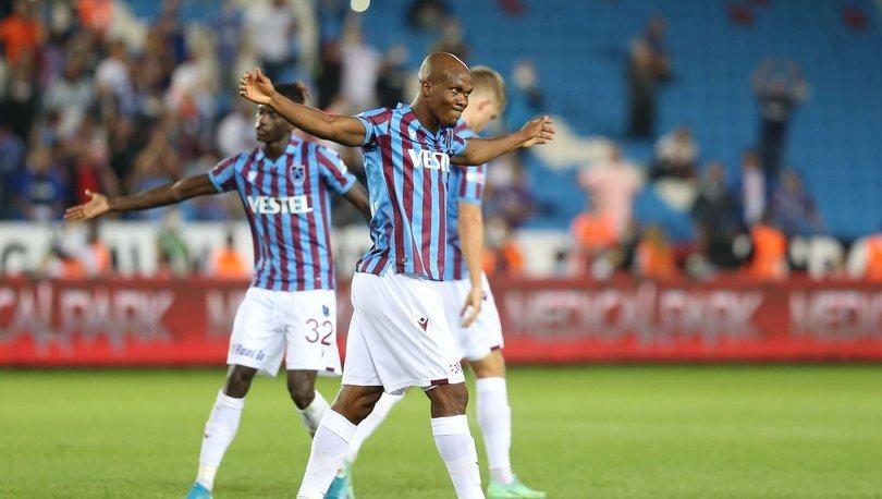 Nwakaeme fırtınası - Trabzonspor haberleri